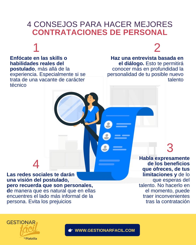 Beneficios laborales para ofrecer a tus empleados