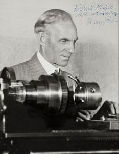 Las claves detrás del éxito de Henry Ford