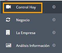 Control hoy