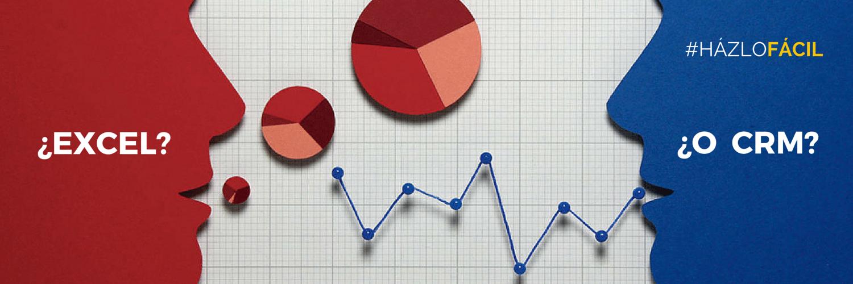 ¿Qué es mejor para tu empresa: CRM o Excel?