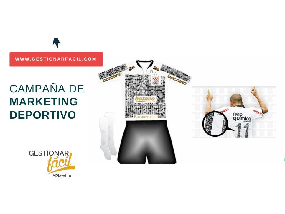Ideas creativas para inspirarte en el marketing deportivo 9