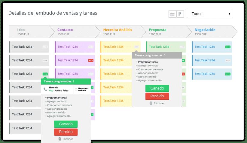Automatización de procesos con un CRM en 5 pasos sencillos