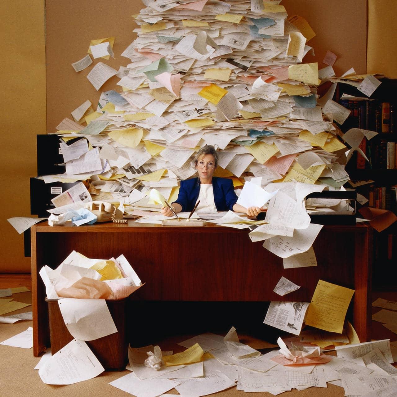 Procedimientos de una empresa: Optimizar las tareas