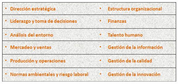 Soluciones CRM. Caso: Consultora Geosama