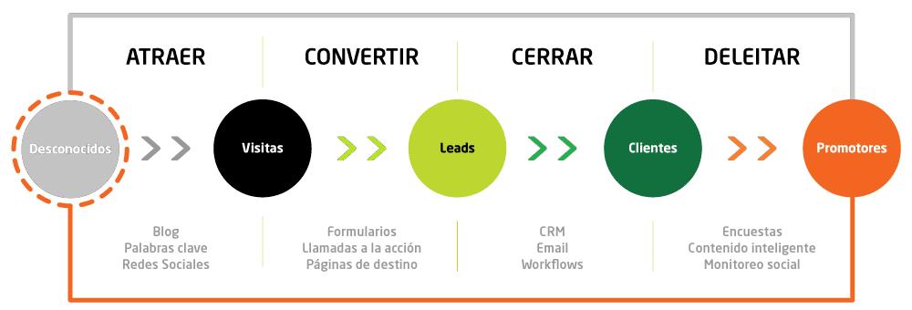 Conversión de clientes potenciales en Donas Redoma