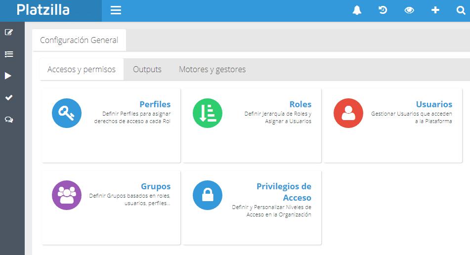 Acceso a la información en aplicaciones informáticas