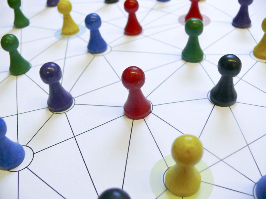 """La información debe estar integrada. Evite """"islas de información"""""""