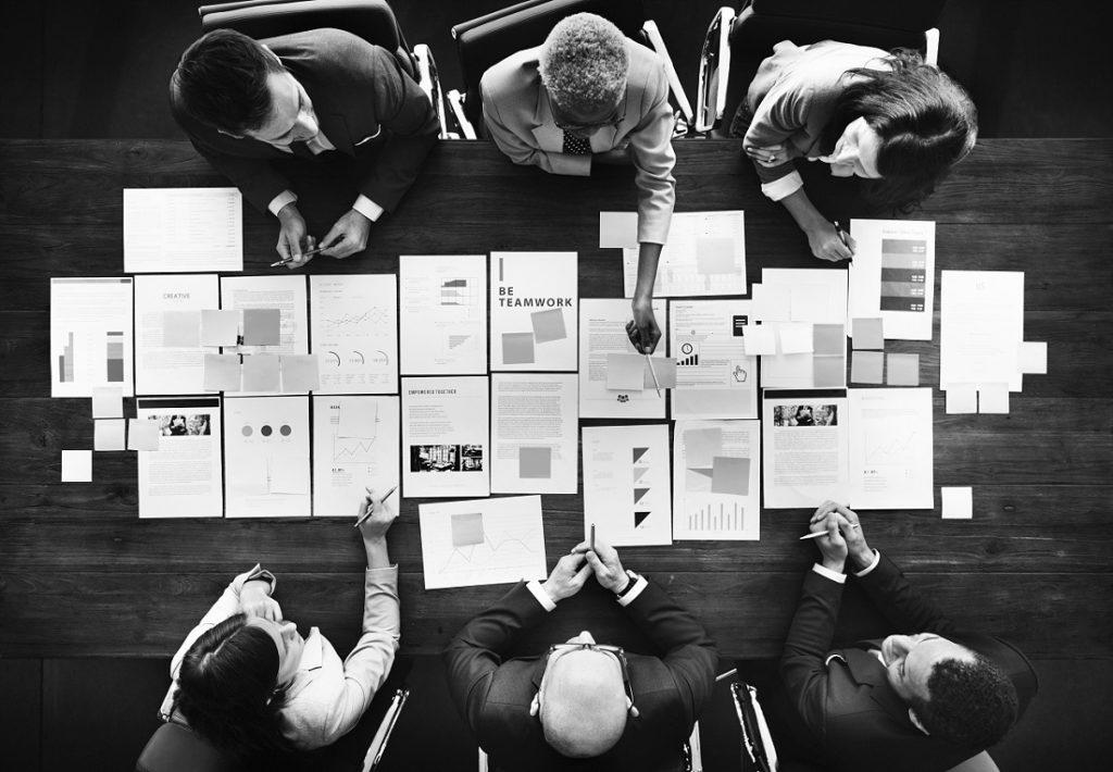 El trabajo colaborativo puede ser un reto para muchas personas