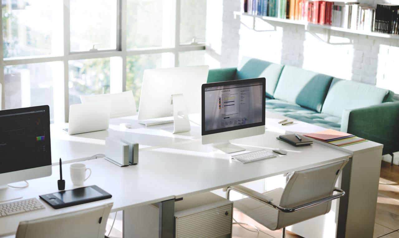 Productividad en el trabajo. ¡El espacio es clave!