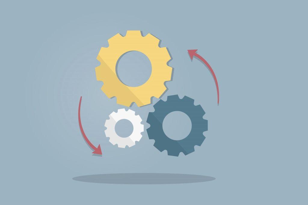 Enfoque en áreas y procesos. Eficiencia empresarial