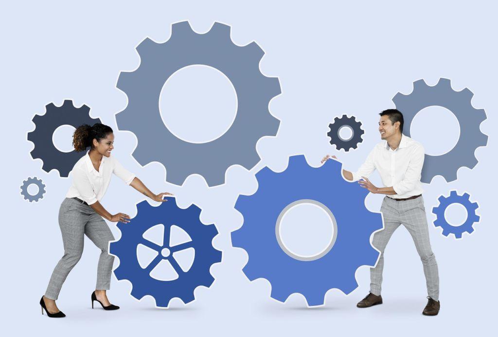 Organizar el trabajo en la empresa, ¡como los mejores!