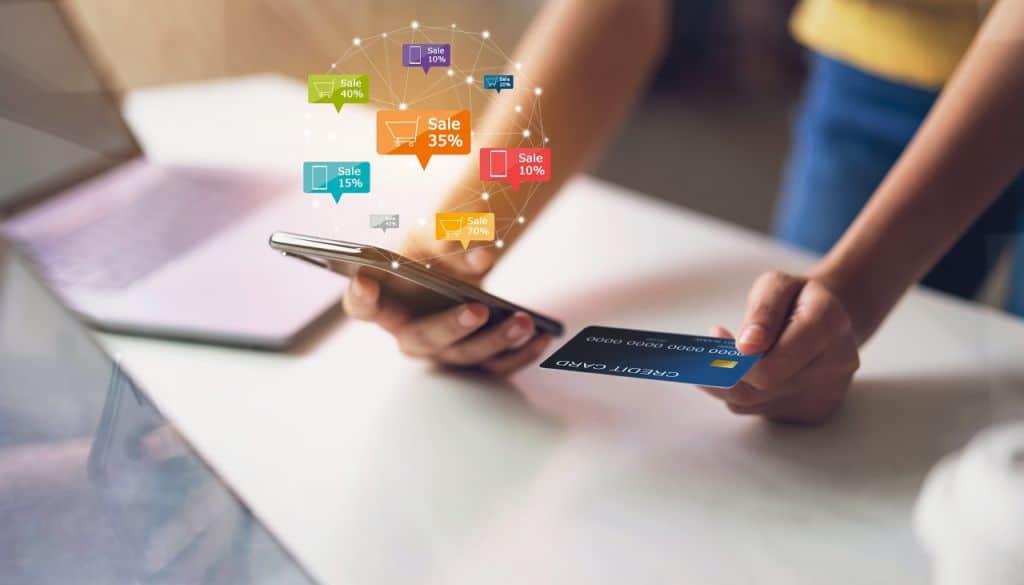 Datos básicos sobre las compras online versus compras offline