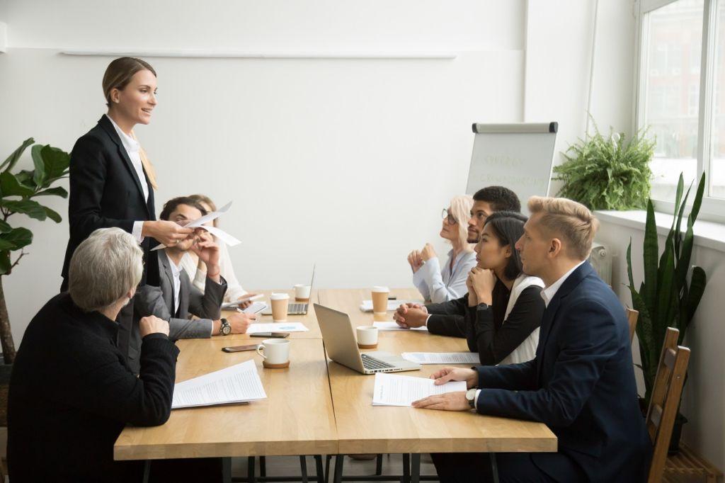 Flujos de comunicación en empresas. ¿Los identificas? 4
