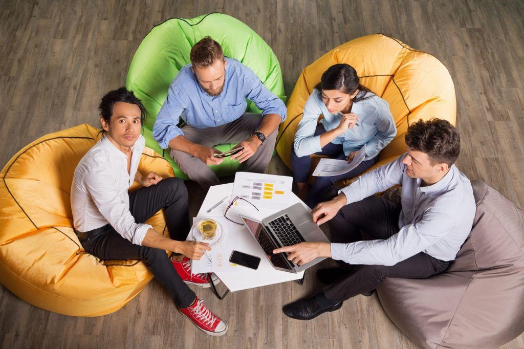 ¿Cómo son la organización formal e informal en gestión? 5