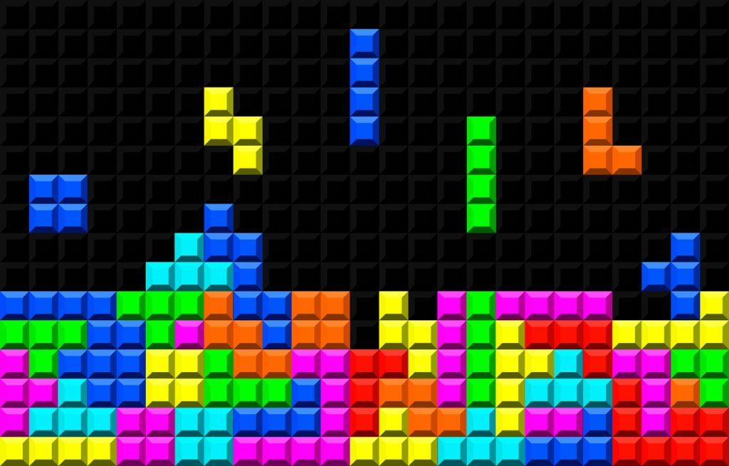 ¿Es tu pyme como el juego Tetris? Si hay tareas acumuladas, como estos bloques, ¡sí!