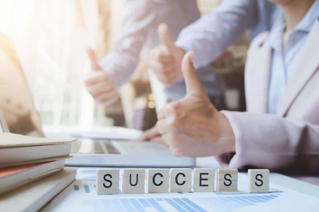 Un proceso formal de toma decisiones lleva al éxito en un 90 % de los casos