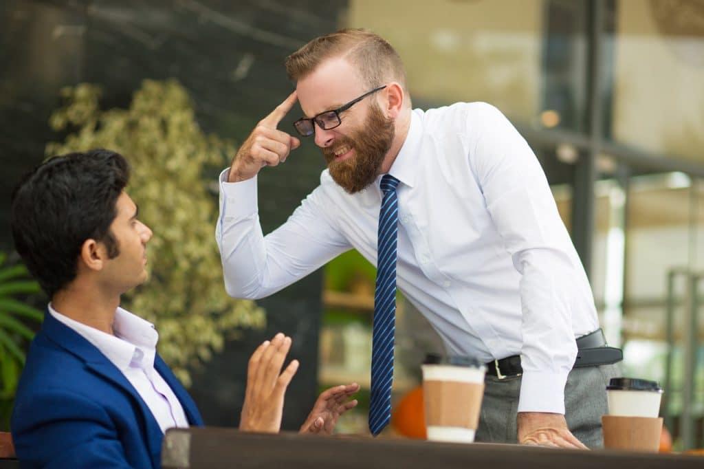 ¿Te irritas cuando un colaborador toma decisiones sin consultar, aunque estas sean pertinentes y oportunas?