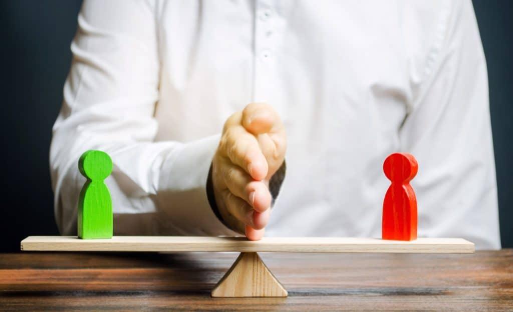 ¿Cómo son la organización formal e informal en gestión? 3