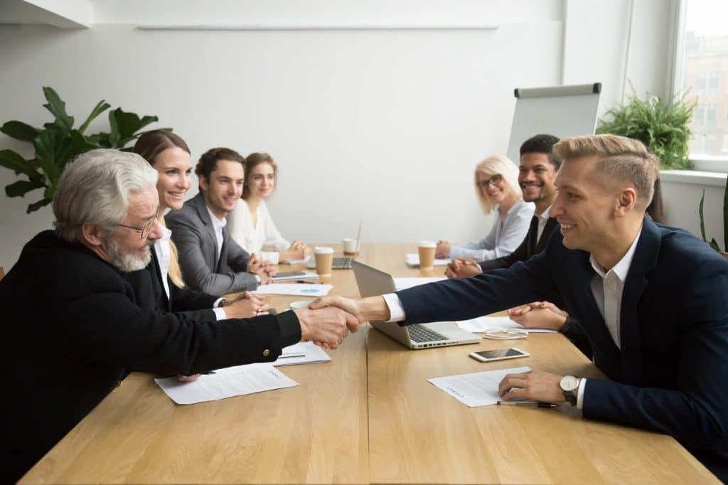 Negocios rentables: caso de la consultora Geosama.