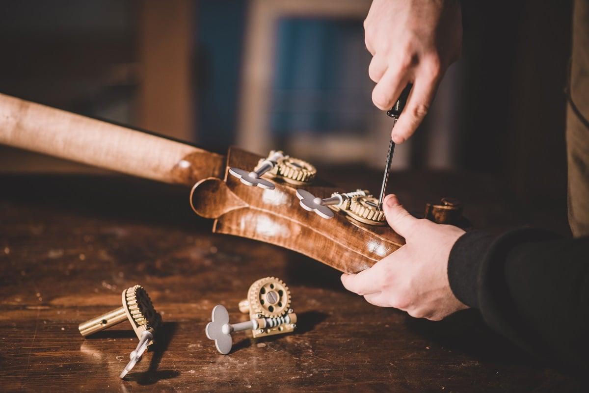 La precisión en los instrumentos musicales es un atributo clave...