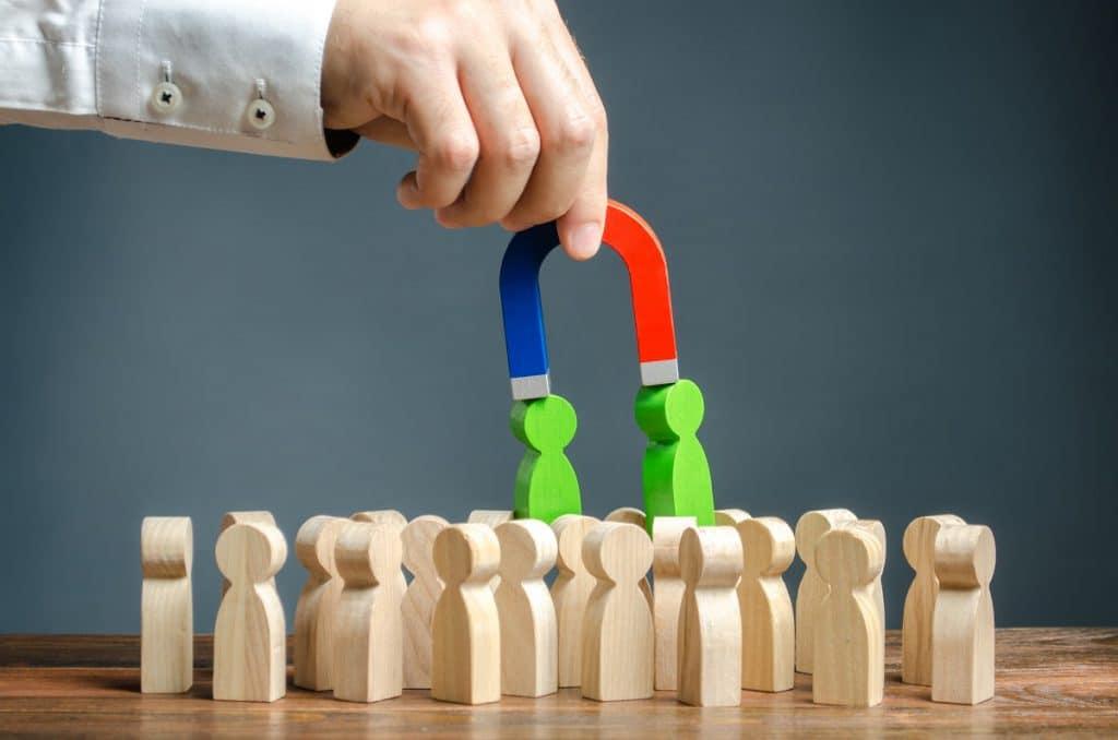 El desarrollo del talento es un pilar de la competitividad. Acción clave: clasificar el talento.