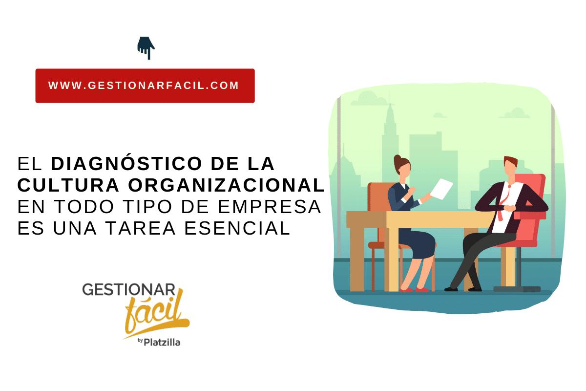 Diagnóstico de la cultura organizacional