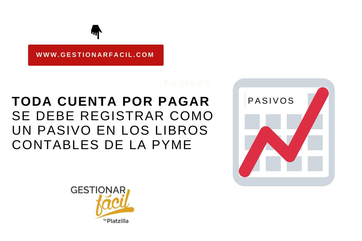 Cálculo de la rotación de cuentas por pagar en pymes