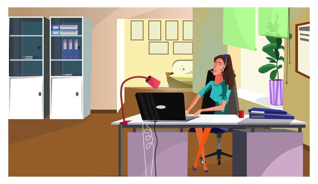 El proceso de atención al cliente demanda recursos de diversos tipos