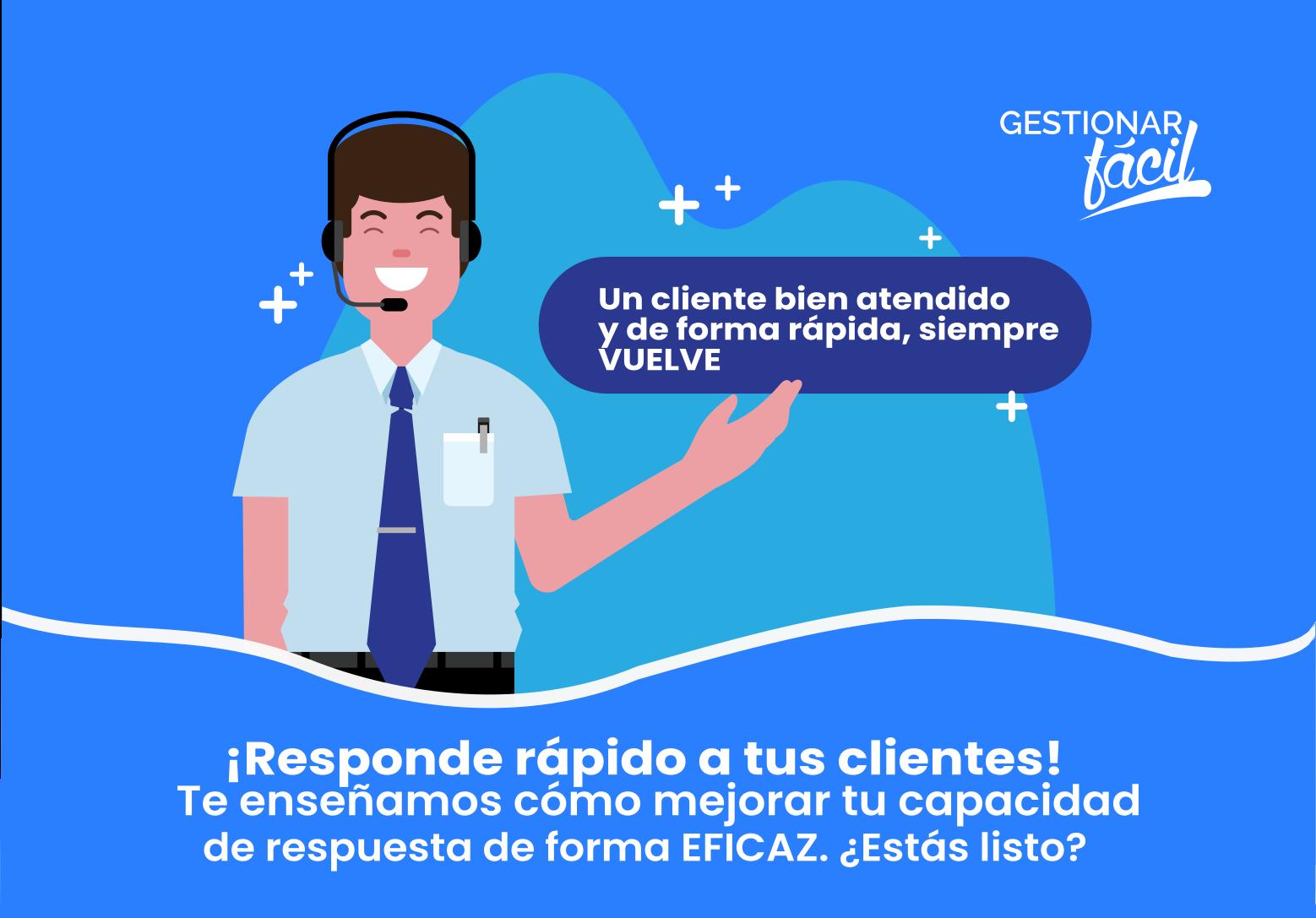 ¿Qué es la capacidad de respuesta en el servicio al cliente?