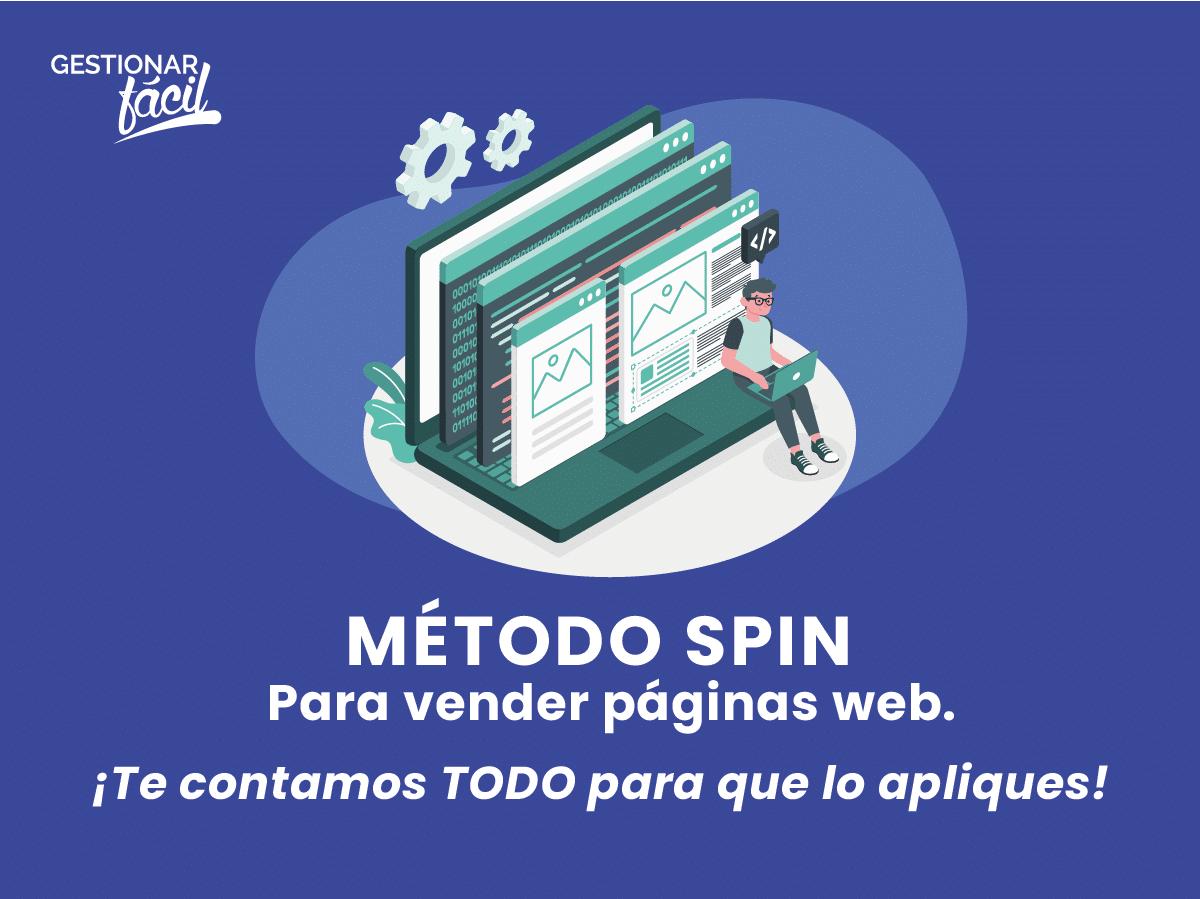 Cómo aplicar el método SPIN para vender páginas web