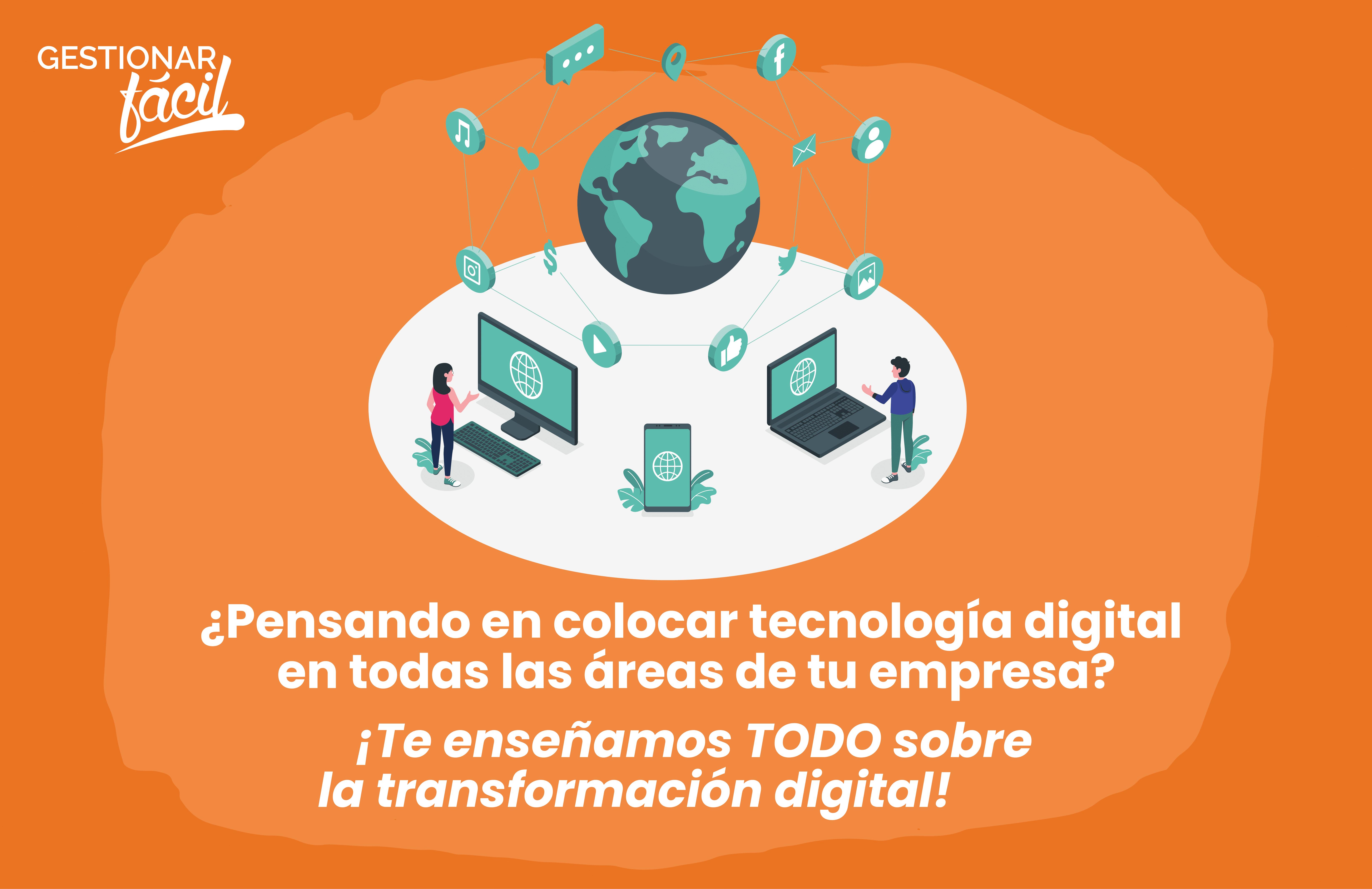 ¿Qué es la transformación digital? ¡Te lo explico fácil!