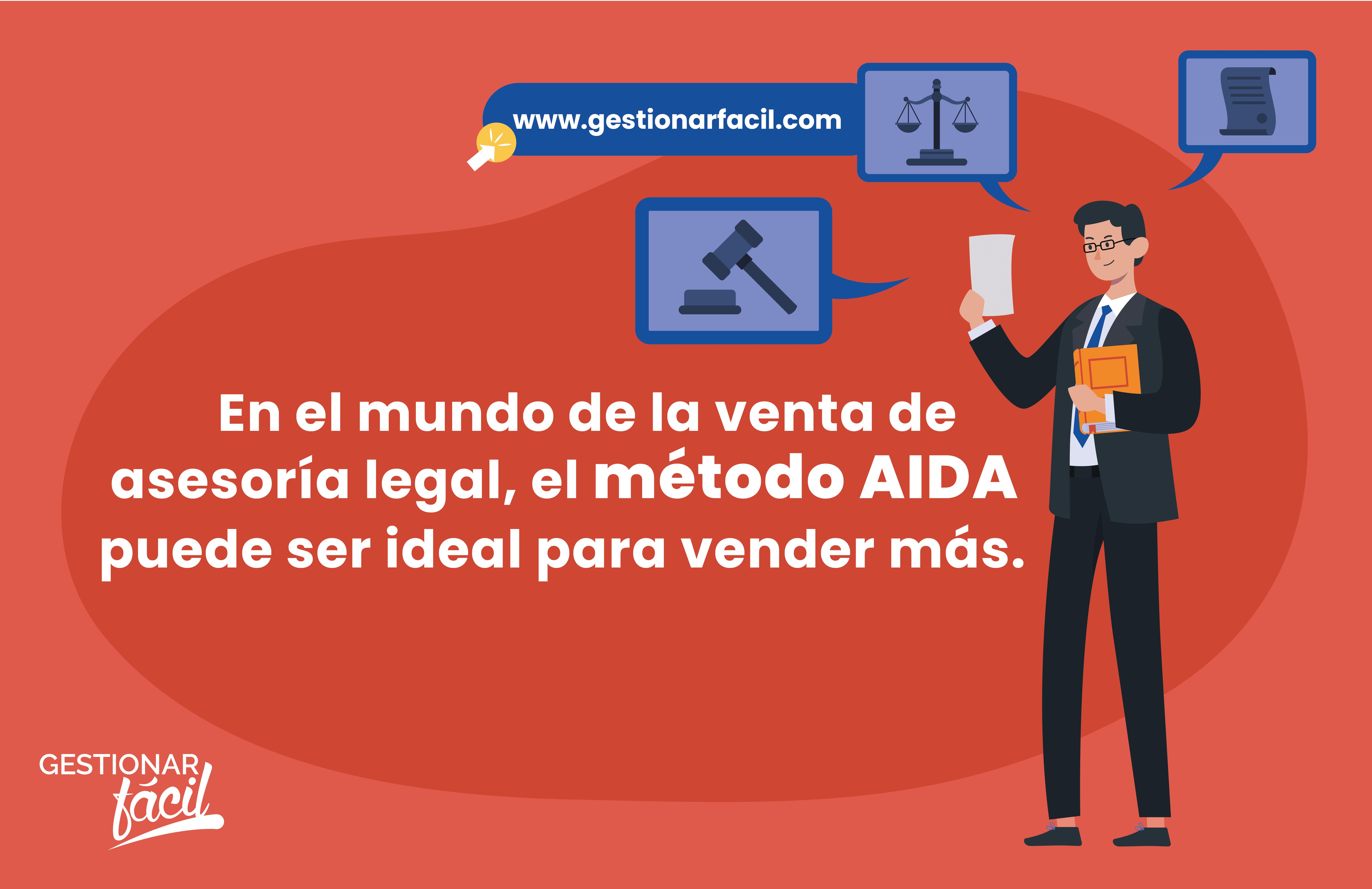 El método AIDA puede ser ideal para vender más.