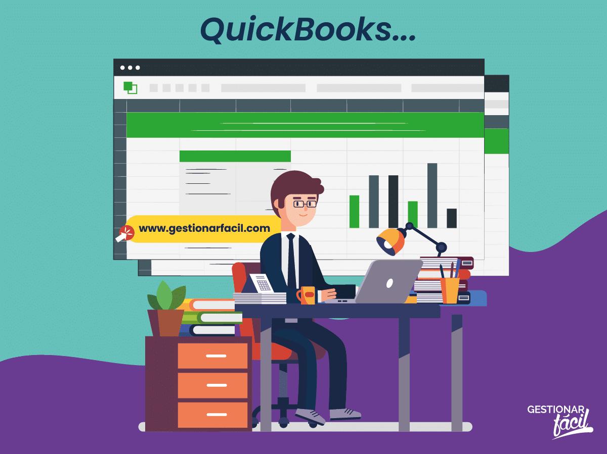 QuickBooks... Un servicio adaptado al trabajo que las personas tratan de hacer.
