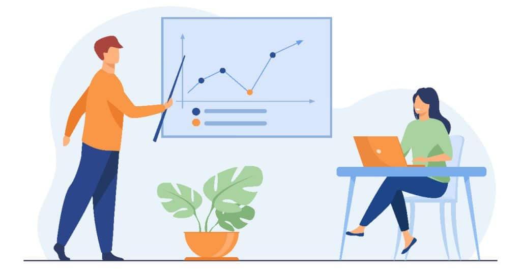 Plan de viabilidad empresarial y análisis de escenarios para una idea de negocio.