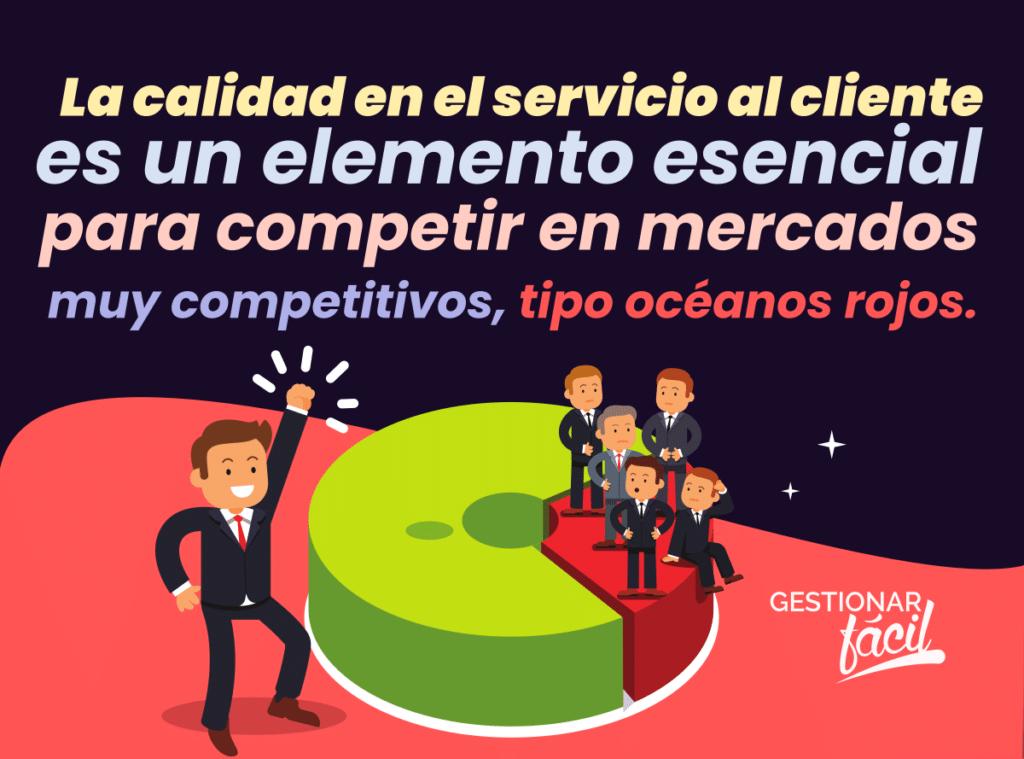 Calidad y servicio son dos conceptos que tu equipo de trabajo debe tener en mente en cada tarea que realiza...