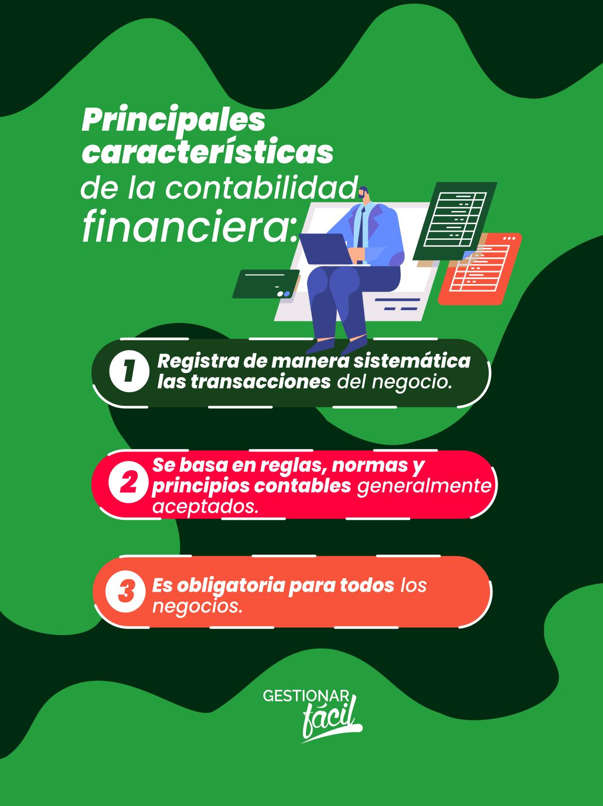 ¿Cómo llevar la contabilidad financiera en tu negocio? 1