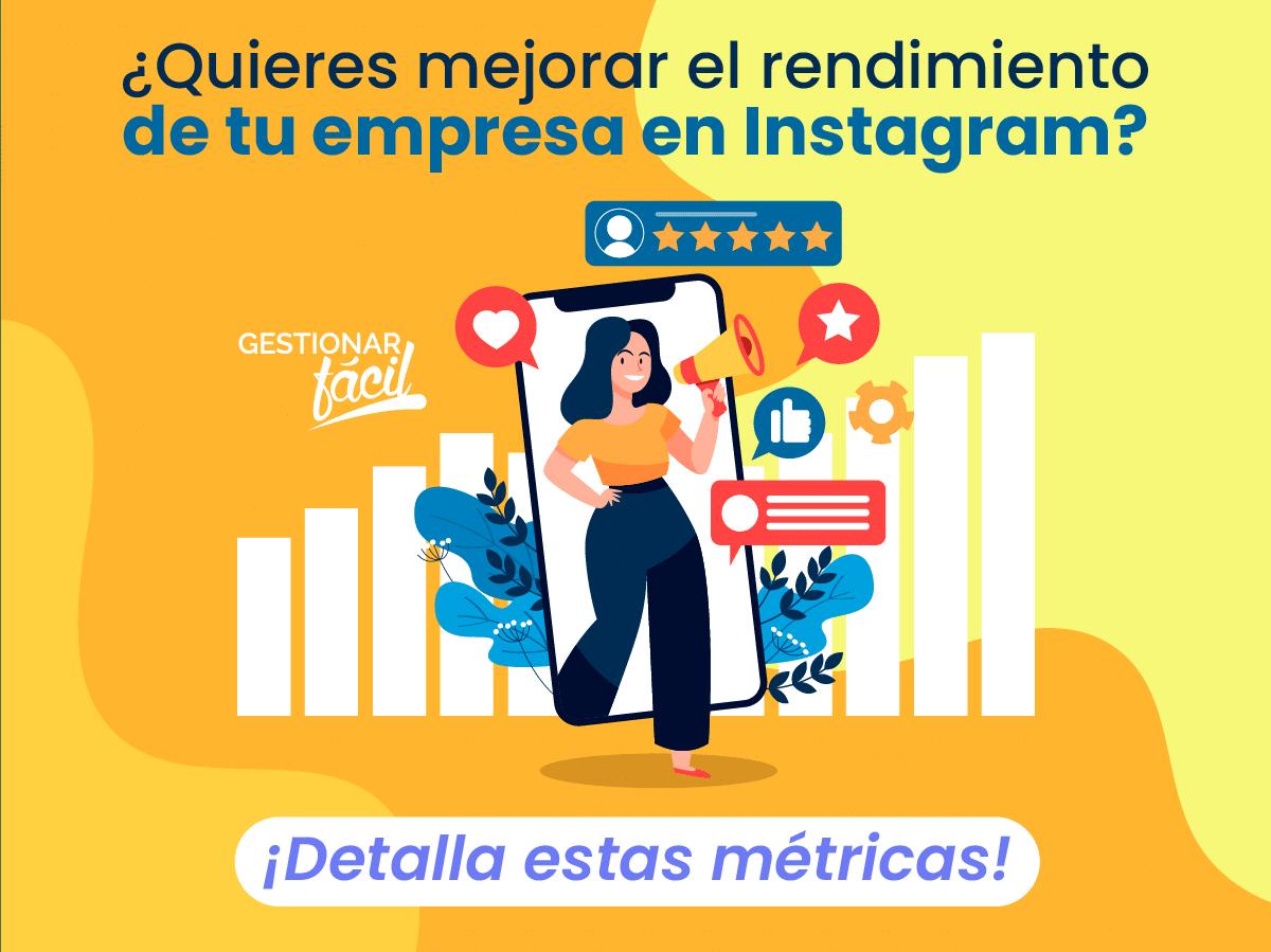Conoce las métricas de Instagram y mejora su rendimiento