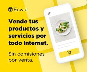 Vende tus productos y servicios por todo Internet